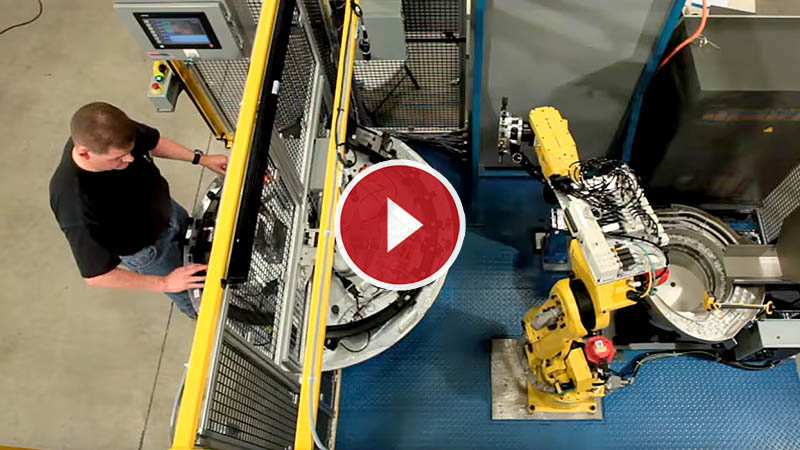 Automated Robotic Clip Assembly